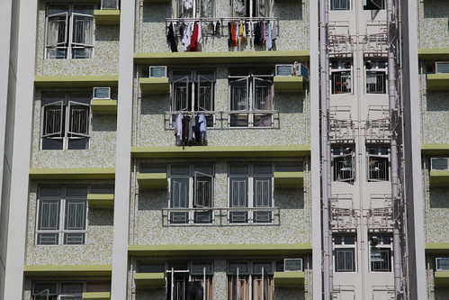 Typical Housing Authority apartment tower