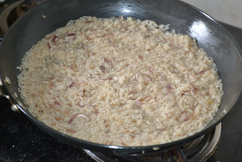 Risotto rice for Cheese Risotto