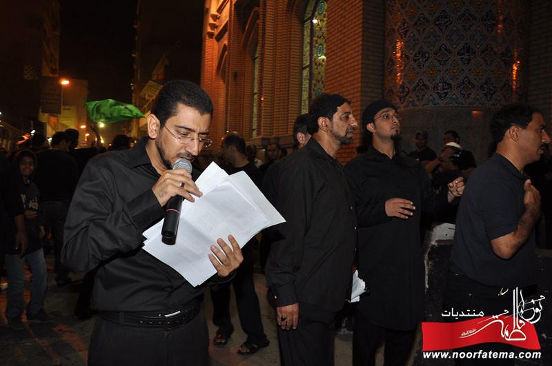 موكب عزاء مأتم المنامة بمشاركة