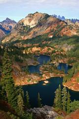 Rampart Lakes Fall Alpine Lakes WA (jeremyjonkman) Tags: photography jeremy jonkman mygearandme