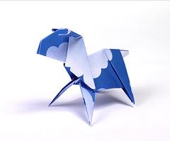 Origami création - Didier Boursin - Mouton