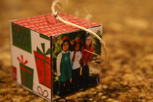 easy to make Christmas ornaments for kids