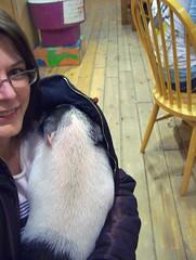 Hazel and me