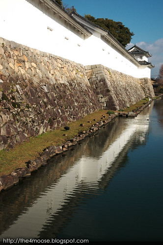 Hikone Castle 彦根城 - Outer Moat