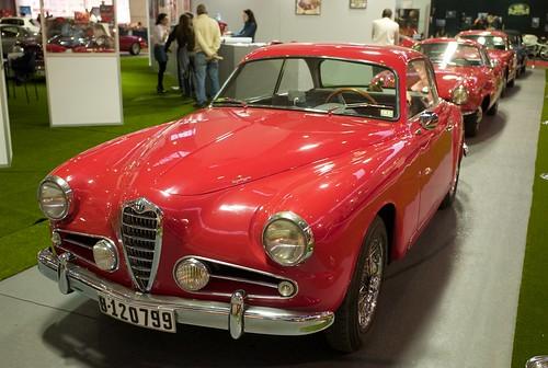 L9770524 Auto Retro 2010. Alfa Romeo 1900 Sprint Speciale Touring Superleggera
