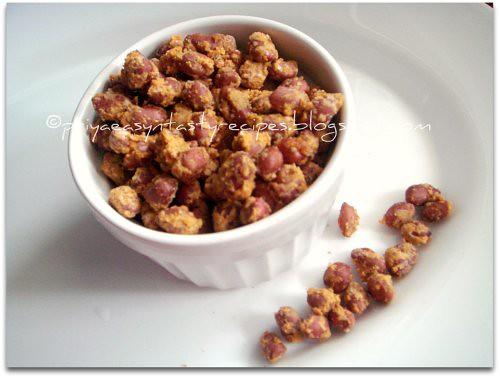 MW Masala peanuts