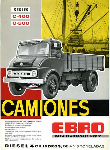 EBRO C 400