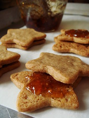 Speculoos Sandwiches