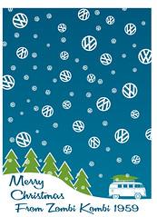 Merry Christmas! (zombikombi1959) Tags: christmas xmas snow card merrychristmas kombi happychristmas seasonsgreetings adobeillustrator