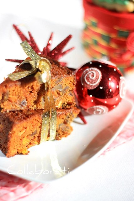 X'mas Fruit Cake/Spiced