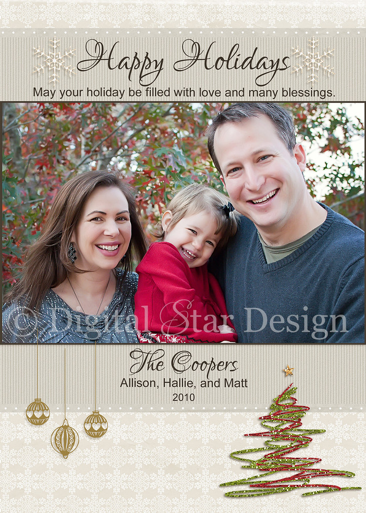 PeaceatChristmasTime5x7