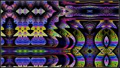 Another Place (Visual Artist Frank Bonilla) Tags: lines mirror flickr abstractart digitalart arts places worlds blinds clors digitalabstractart frankbonilla frankbonillatv visualartistfrankbonilla