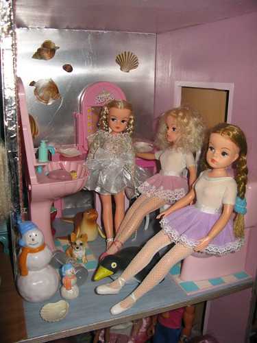 Sindy Ballerinas