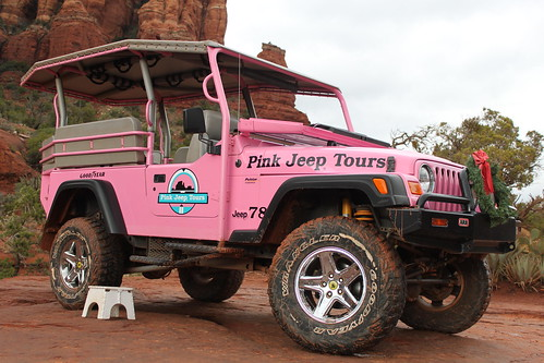 Pink Jeep Tours Tucson