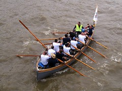 The Thames Great River Race, September 2010 (Snapshooter46) Tags: london thames september 2010 oars rowingboat greatriverrace