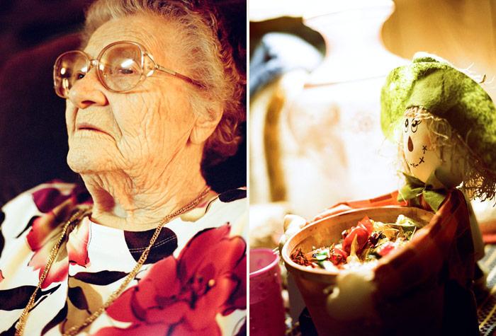 Image of Grandma Barb in Color
