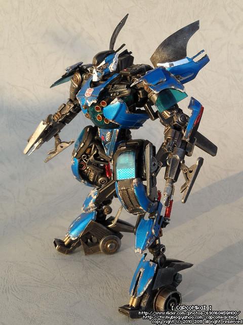 Transformers ROTF Jolt toy 2