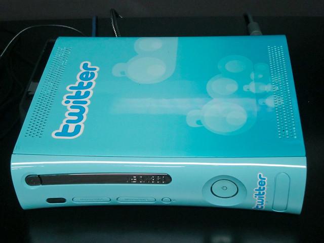 Twitter Xbox 360