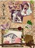 de esos instantes que me regalo el 2010 (.¸.·•●✿ ℓυ∂υєη ✿●•·.¸.) Tags: baby texture collage canon scrapbook reflex child bebe feeling nena texturas naturallighting sentimientos aylen luznatural 400d canoneos400d canon400d luduen aboutfeelings albumderecortes
