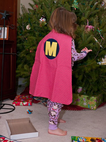 Superhero Molly