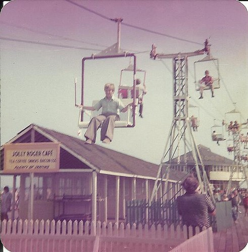 Claction Pier 1975