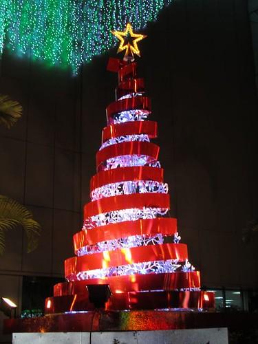 2011跨年煙火-華視-聖誕樹.JPG