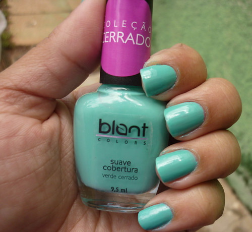 Verde Cerrado - Blant