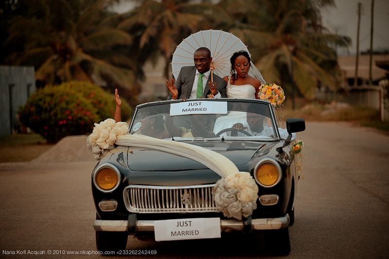 Kojo & Maud's Wedding