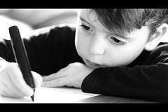 Yannick (Cédric Chapuis) Tags: pen child dessin draw crayon enfant yannick dessiner todraw
