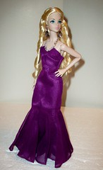 Enchanted (napudollworld) Tags: fashion angel alice barbie disney jude zac gown couture renaissance royalty enchanted monique posen lhuillier raider deveraux