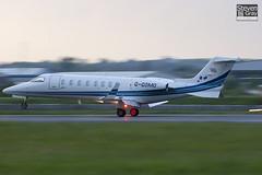 G-GOMO - 45-055 - Gold Air International - Learjet 45 - Luton - 060521 - Steven Gray - CRW_5288
