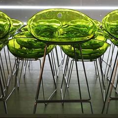 green army (Cosimo Matteini) Tags: green london shop pen chair stpauls olympus wasabi perspex paternostersquare m43 mft epl1 cosimomatteini