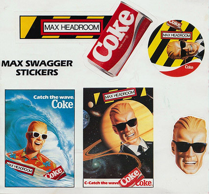 max-headroom-stickers
