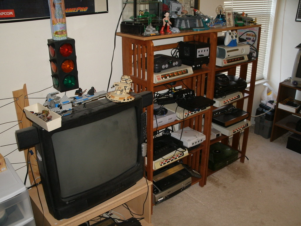 Game Room 2011 - The Rig