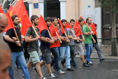 Athens protests, May 2010
