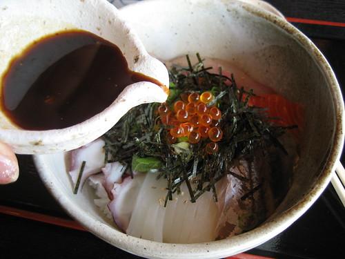 海の家 海鮮丼 単品