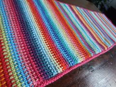 Crafty With Kids Tunisch Haken En Een Handtasje Tunisian Crochet