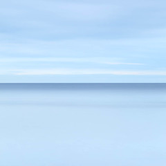 Saltwick Bay 2010 (dougchinnery.com) Tags: blue sea sunrise grey dawn bay coast seaside rocks yorkshire overcast minimal east minimalism minimalist nab saltwick