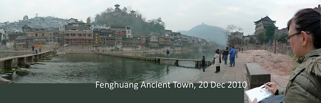 Fenghuangtown