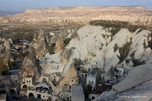 Landscape of Goreme - Cappadocia, Turkey