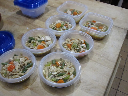Chicken Soup from Scratch 013