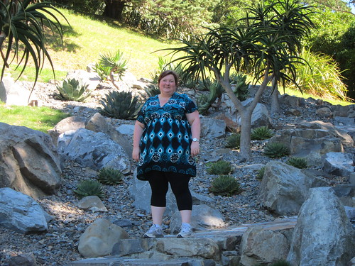 Mim at Wellington Botanic Gardens