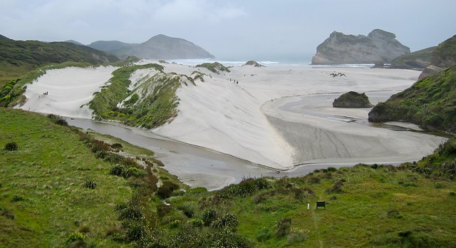 Whariki Beach