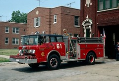 Chicago FD (columind99) Tags: red chicago black ford fire engine department eone