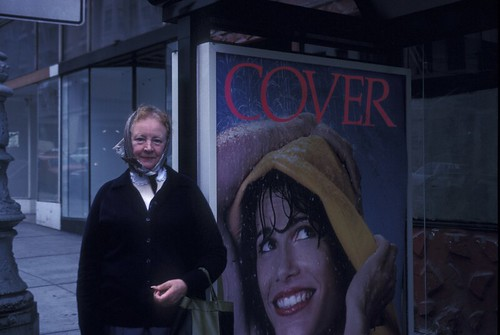 Richard Nagler, Cover, San Francisco, California, September 1989