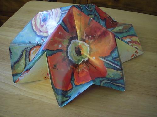 Origami #8: UFO