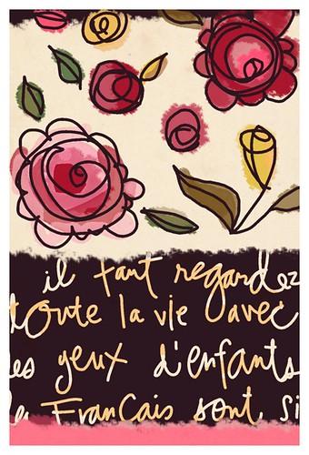 frenchwriting