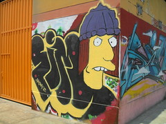 Jimbo Jones (elemisario) Tags: graffiti jones jimbo surco sagitario