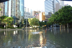 Brisbane City Floods by Andrew Kesper, on Flickr
