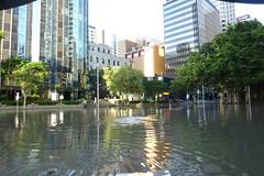 Brisbane City Floods by Andrew Kesper, on Flickr